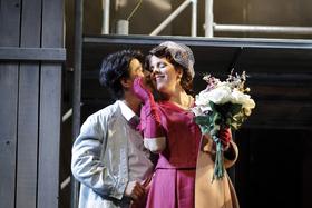 Bild: Tosca - Landestheater Detmold