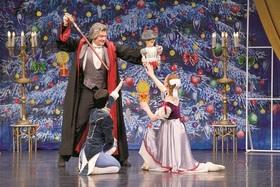 Bild: Der Nussknacker - Prager Festspiel Ballett