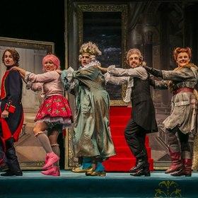Bild: Der gestiefelte Kater - Landestheater Detmold