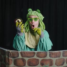 Bild: Der Froschkönig - Märchentheater ab 4 Jahren