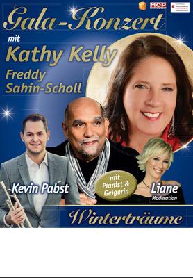 Bild: Winterträume - Kathy Kelly, Freddy Sahin-Scholl