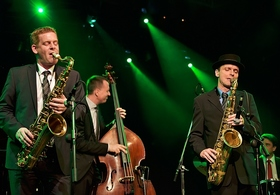 Bild: The Toughest Tenors - Jazz aus Berlin