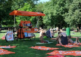 Bild: Freileser - Die literarische Badesaison ist eröffnet!