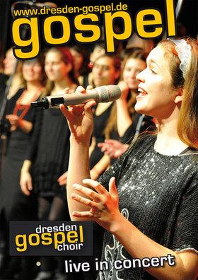 Bild: DRESDEN GOSPEL CHOIR live in concert - Ein Konzert zum Feiern und Mitmachen