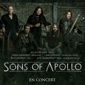 Bild: Sons of Apollo