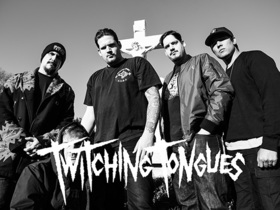 Bild: Twitching Tongues + Support