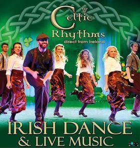Bild: CELTIC RHYTHMS direct from Ireland - Best Irish Dance Show & Live Music