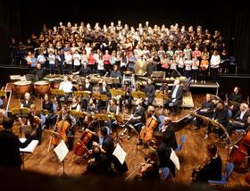 Sinfoniekonzert der Musikgemeinde - Sinfonie Nr. 9 Aus der neuen Welt  Sea Symphony
