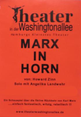 Bild: Marx in Dresden - Projekttheater Dresden