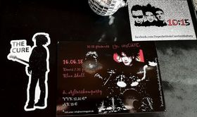 Bild: Live: the obsCURE (BE) & 10:15 Depeche Mode The Cure The Smiths Party