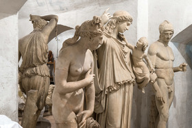 Bild: Zeichnen nach der Antike - mit Anleitung
