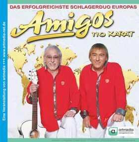 Bild: Die Amigos - 110 Karat ***