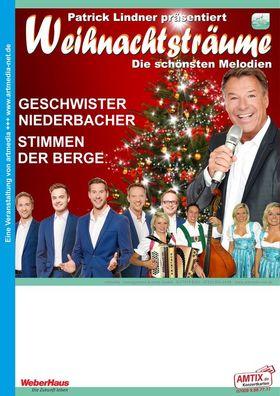 Bild: Weihnachtsträume mit Patrick Lindner - Die schönsten Melodien