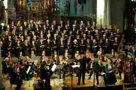 Bild: Felix Mendelssohn Bartholdy: Lobgesang - Carl M. von Weber: Jubelmesse