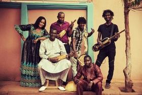 Bild: Bassekou Kouyate & Ngoni ba (Mali) - Westafrikanischer Blues, Mali Groove