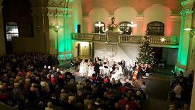 Bild: Neujahrskonzert im Französischen Dom