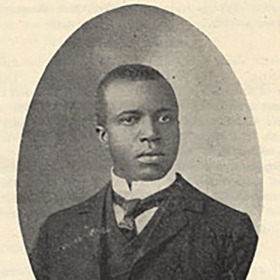 Bild: Gestatten: Scott Joplin. Entertainer!