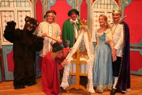 Bild: Rumpelstilzchen - mit dem Allgäuer Märchentheater