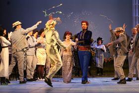 Bild: Der Liebestrank - Theater Pforzheim