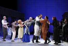 Bild: Der Zigeunerbaron - Theater Pforzheim