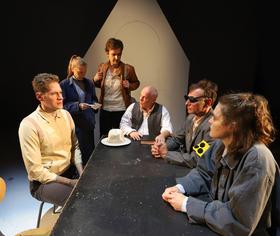 Bild: Cordiers Spuren - Theater Pforzheim
