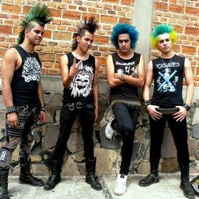 Bild: ACIDEZ (MEX) Street Punk aus Mexico - ACIDEZ (MEX) Street Punk aus Mexico