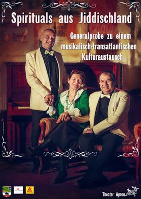Bild: Spirituals aus Jiddischland Generalprobe zu einem musikalisch-transatlantischen Kulturaustausch
