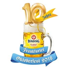 Bild: Frankfurter Oktoberfest 2018 - O´zapft wird! Eröffnung mit Mickie Krause und Anstich | Frankfurter Oktoberfest Band
