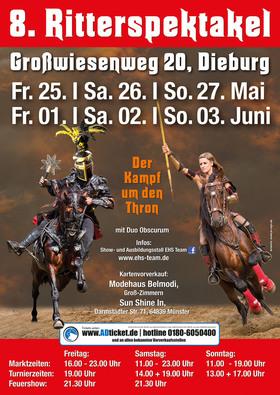 Bild: Ritterspektakel Dieburg