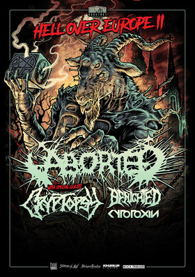 Aborted - Hell Over Europe II