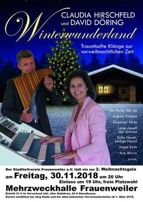 Bild: Winterwunderland - Traumklänge zur vorweihnachtlichen Zeit