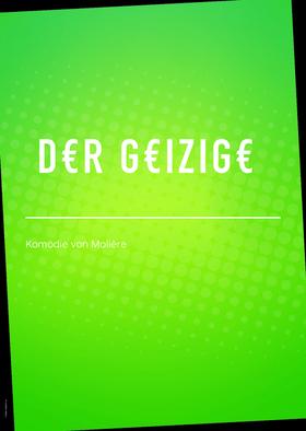 Bild: Der Geizige - Grenzlandtheater Aachen