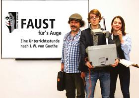 Bild: Faust für´s Auge