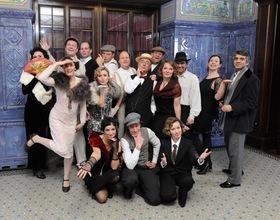"""Bild: Schellack & Co: """"Maskenball im Ritz"""""""