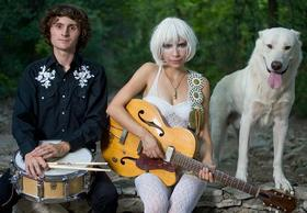 Bild: THE GHOST WOLVES (USA) - Swamp Blues Voodoo Garage Punk