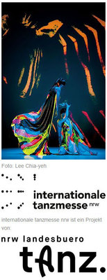 Bild: Cloud Gate 2 - internationale tanzmesse nrw