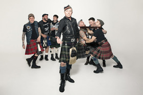 The Real McKenzies - The original Celtic punk band!