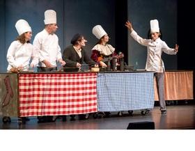 Bild: Zwerg Nase - Ein kulinarisches Märchenmusical