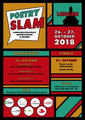 Bild: Poetry Slam Landesmeisterschaften Niedersachsen-Bremen - Vorrunde #1