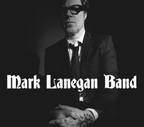 Bild: MARK LANEGAN BAND - live in Wiesbaden