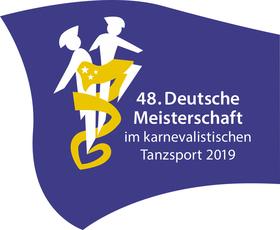 Bild: Deutsche Meisterschaft im karnevalistischen Tanzsport