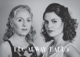 Bild: Broadway Babes - Musen des Musicals - Ein Liederabend mit Elisabeth Köstner und Kathryn Bolitho