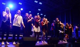 Bild: Sounding People LIVE in concert