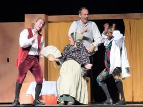 Bild: Romeo & Juliet - TNT Theatre