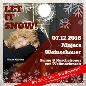 Bild: Ein Dinnerkonzert für die Winterzeit - Let it snow!