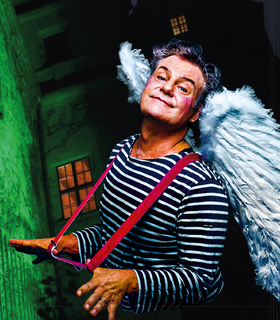 Bild: Maria, er wars nicht! - Ein himmlischer Festschmaus auf Schloss Scharfenberg