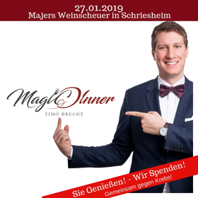 Bild: Magic Dinner mit Timo Brecht