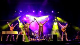 Bild: Abba Review  -  Saragossa Band - EMF Eschweiler Musik Festival