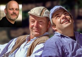 Bild: Pfalz, Lied & gut - Spitz & Stumpf und Alex Entzminger machen Musik.