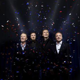 Bild: The London Quartet - Die Royals des Britischen a Cappella